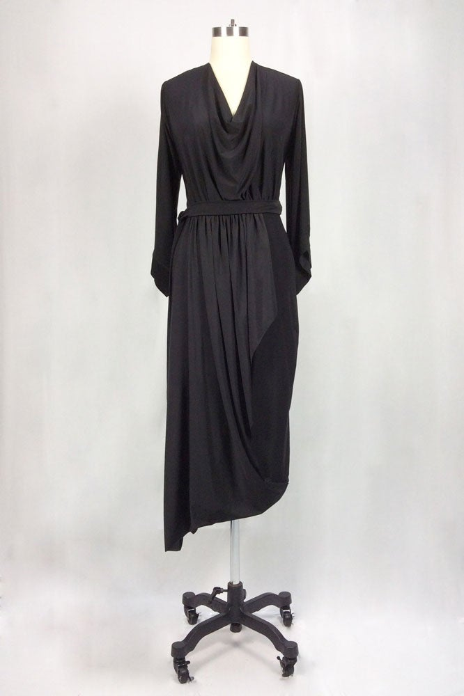 Image of Caraf Dress (Black)