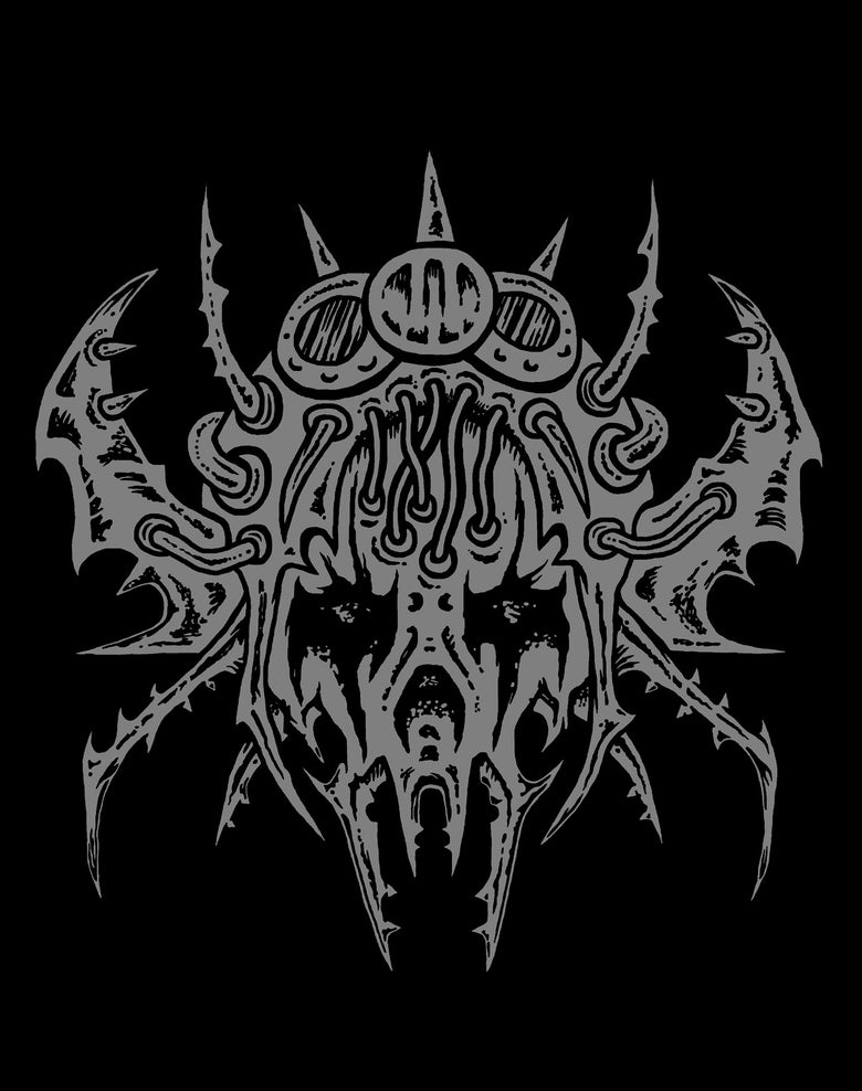 "Image of Berserker IV - ""Guest Black"" T-Shirt Design"
