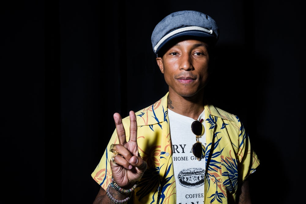 Image of That Girl Pharrell Download Free