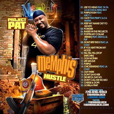 Image of Project Pat: Memphis Hustle