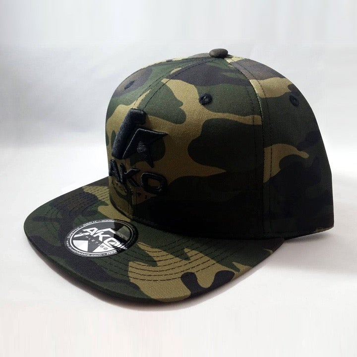 Image of AKO Athletics Camo Snapback