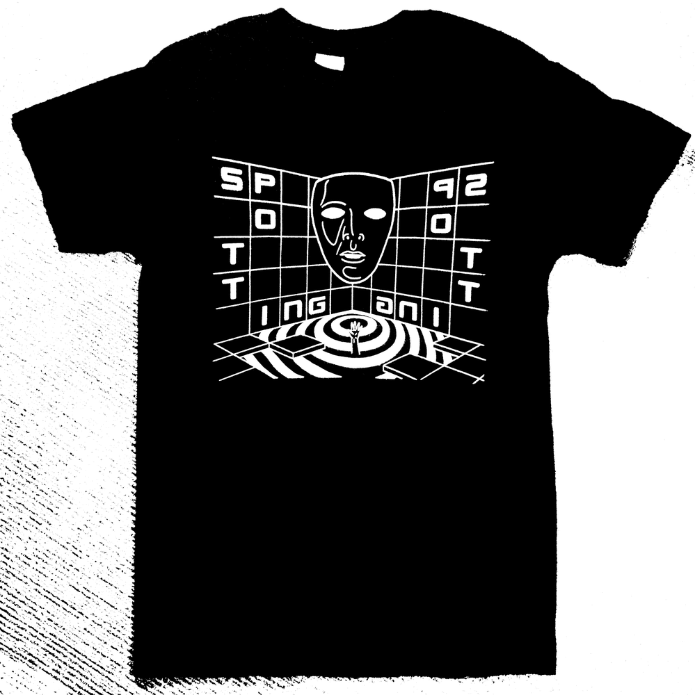 Image of Black EP T-Shirt