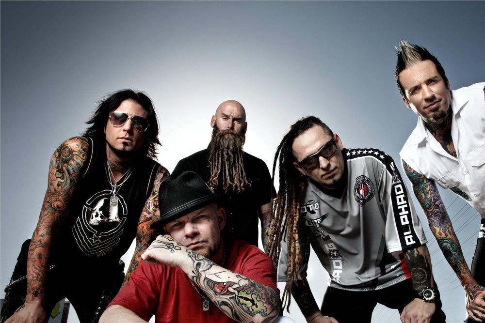 Image of Five Finger Death Punch Wrong Side Of Heaven Full Album Download