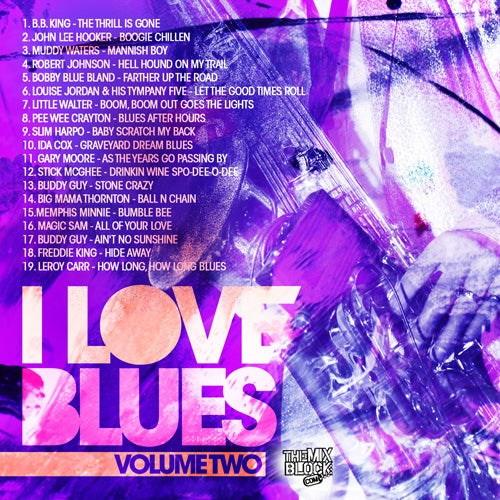 Image of I Love Blues 2