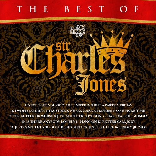 Image of Sir Charles Jones: Best Of...