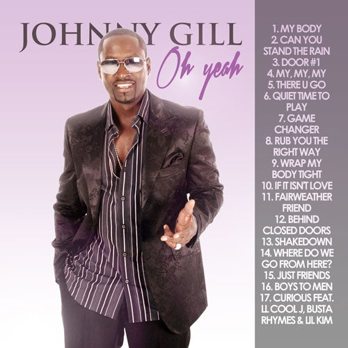 Image of Johnny Gill: Oh Yeah