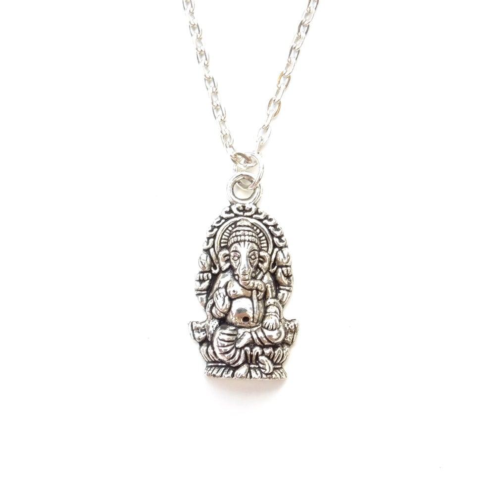 Image of Ganesh Necklace