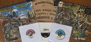Image of Wrongtom Meets... ultra limited deluxe package