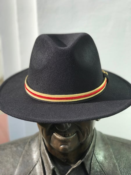 Image of The Safo fedora - black