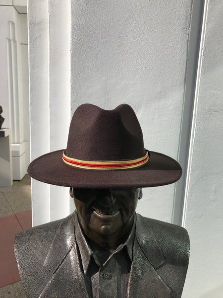 Image of The Safo fedora - chocolate