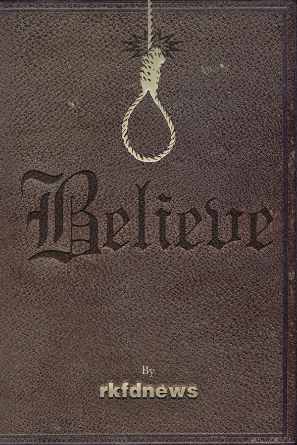 "Image of ""Believe,"" 256 Page Book - 2nd Edition - Signed"