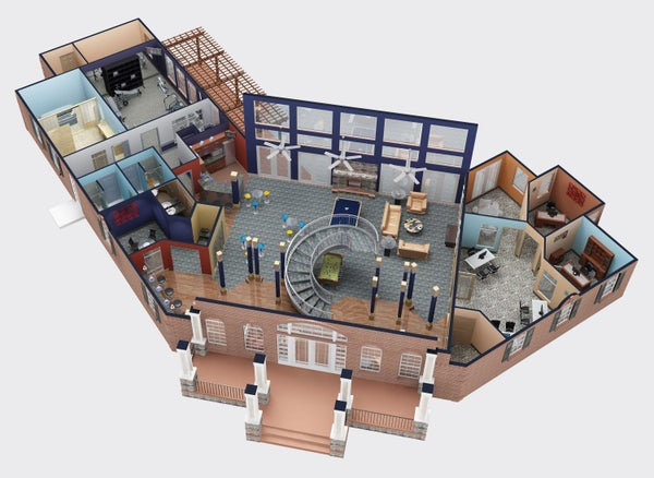 Image of Free Download Home Plan Design Software