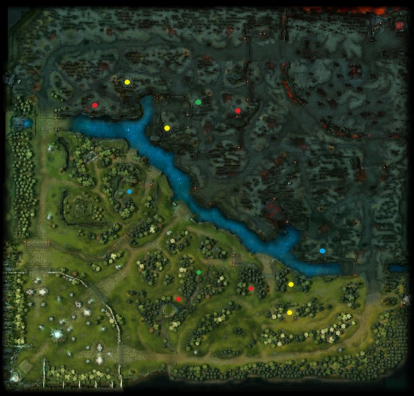 Image of Latest Dota Ai Map Free Download
