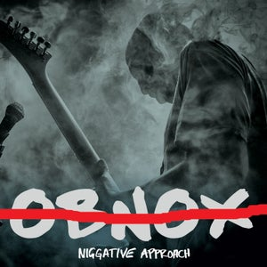 Image of OBNOX - Niggative Approach LP (12XU 101-1)