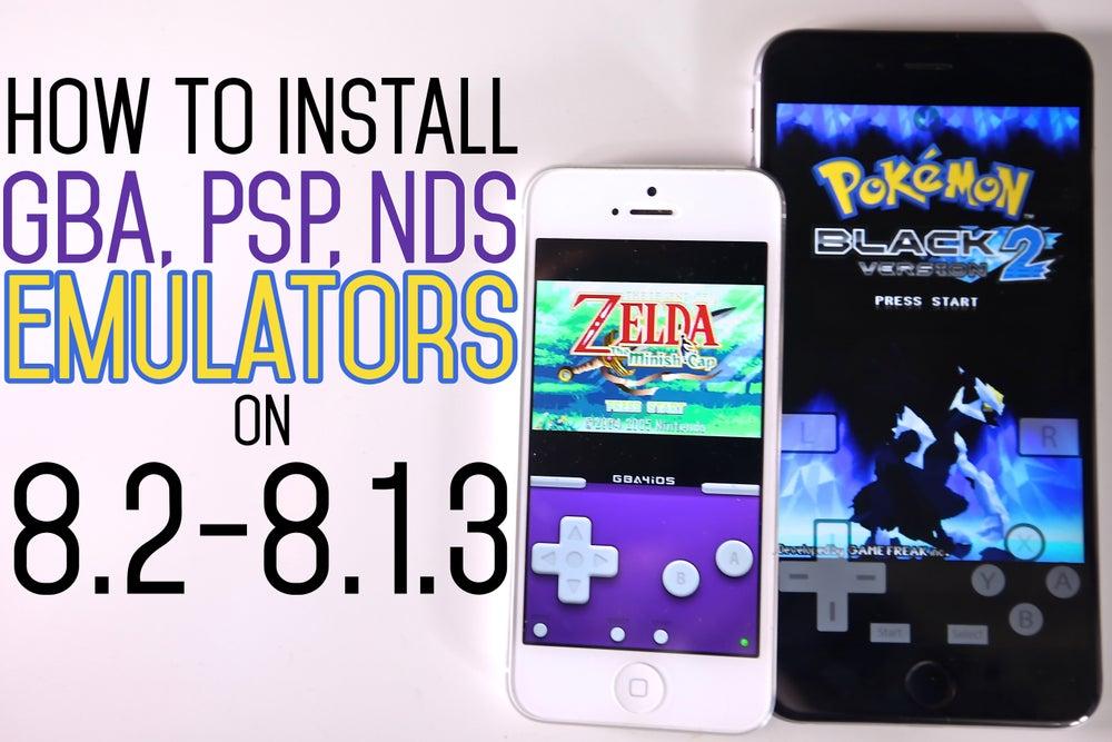 Image of Download Emulator For Pokemon Black And White