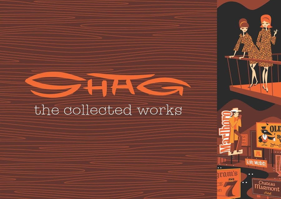 Image of Signed! - New Hardcover Book by Shag - SHAG: The Collected Works