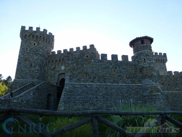 Image of Minecraft Xbox 360 Medieval Castle Download