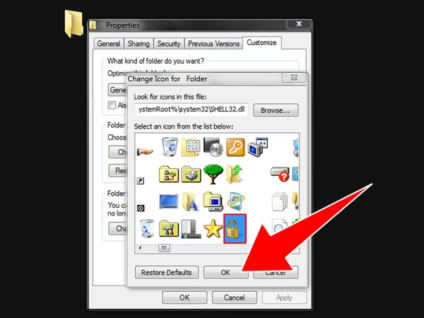 Image of Hidden Folders Windows 7 Download