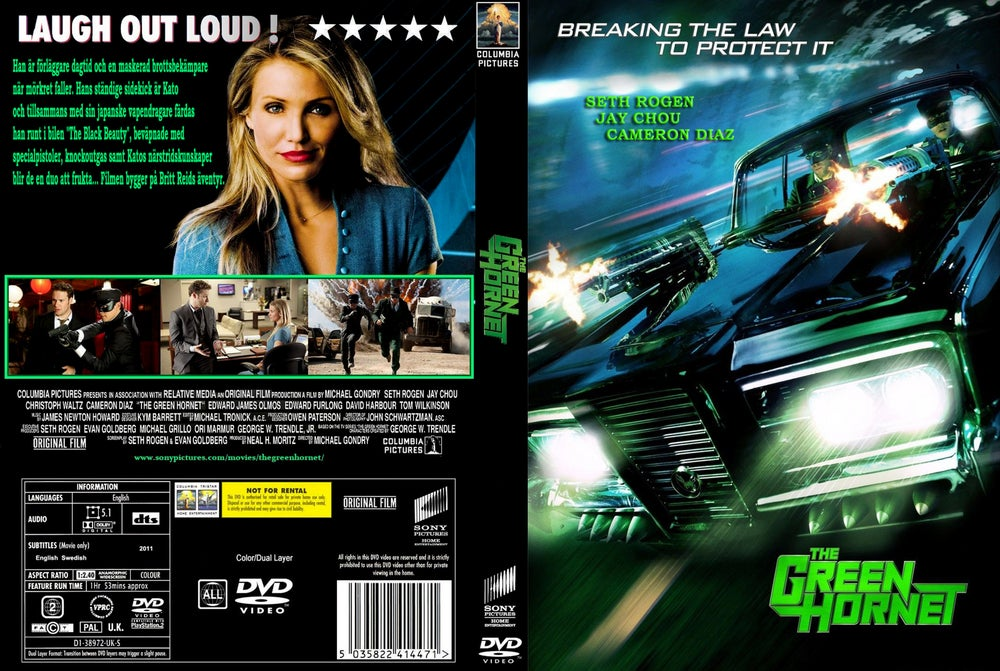 Image of The Green Hornet Movie In Hindi Free Download Hd