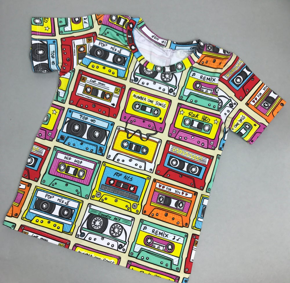 Image of Mix Tape Tee