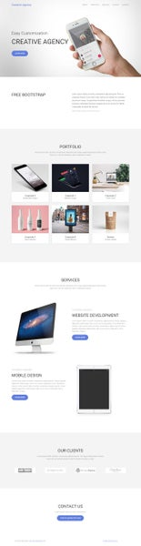 Image of Css Templates Business Websites Free Download