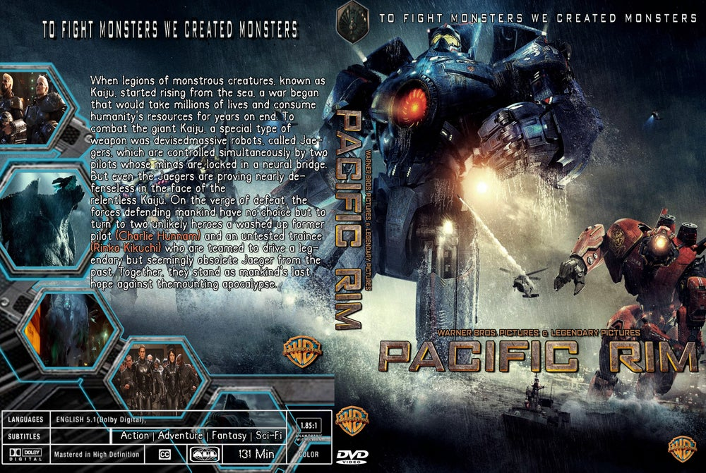 Image of Download Game Pacific Rim Pc