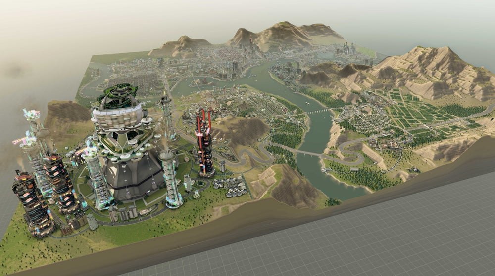 Image of Download Regions For Simcity 4