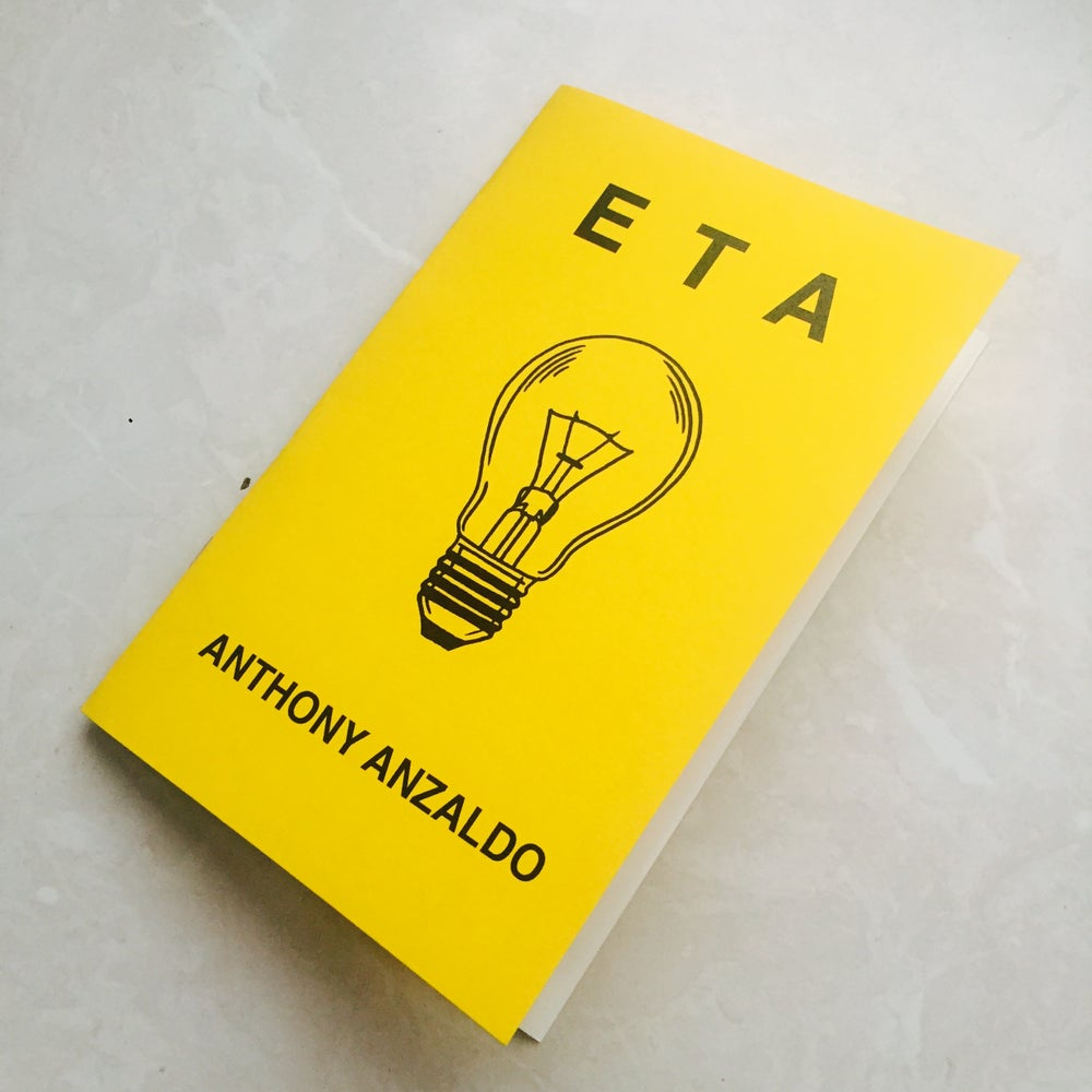 """Image of """"ETA"""" + """"Fear Of Weeding Out"""" -  Signed By The Authors"""