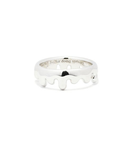 Image of Jam HomeMade x Disney (Winnie The Pooh) Ring (Silver Color)