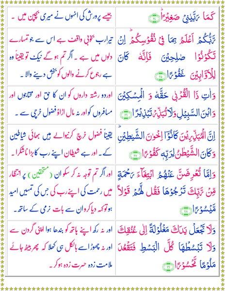 Image of Holy Quran Urdu Tafseer Free Download