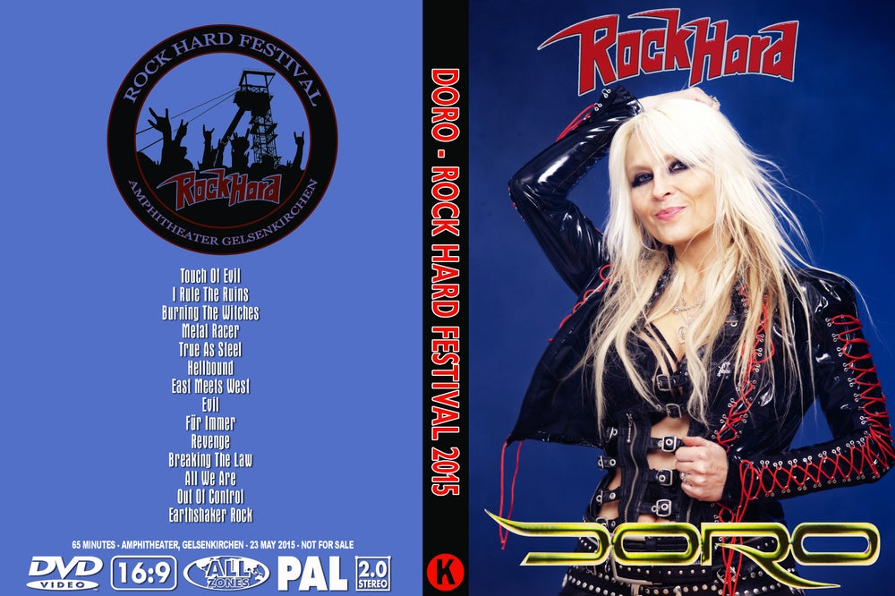 Image of Doro I Rule The Ruins Mp3 Download