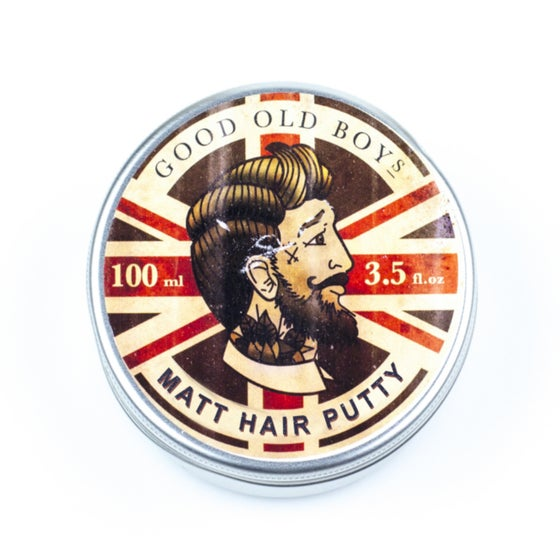 Image of Matt Hair Putty