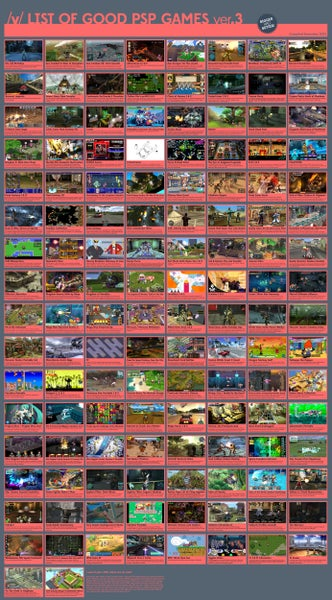 Image of Free Download Games For Psp Version 6.60