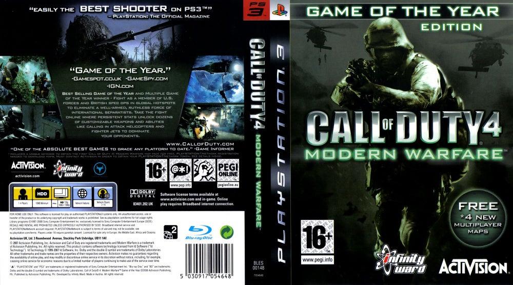 Image of Modern Warfare Mac Free Full Download