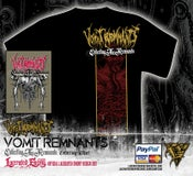 Image of VOMIT REMNANTS - Collecting... Tshirt