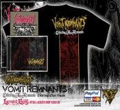 Image of VOMIT REMNANTS  - Collecting.. Tshirt Bundle