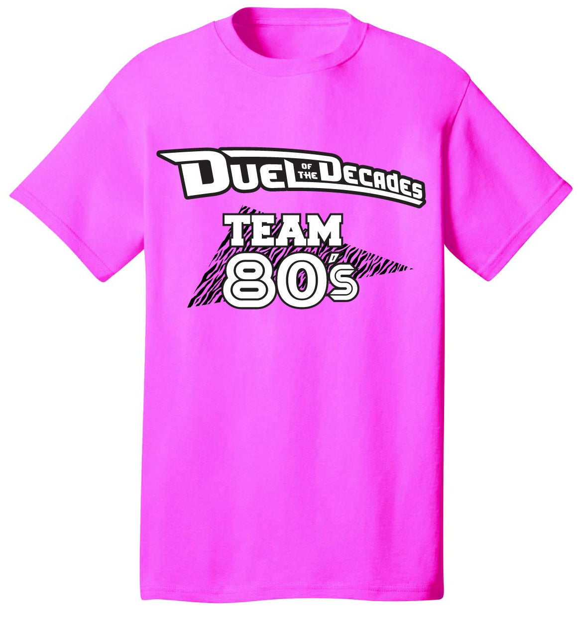 Image of Team 80's T-shirt