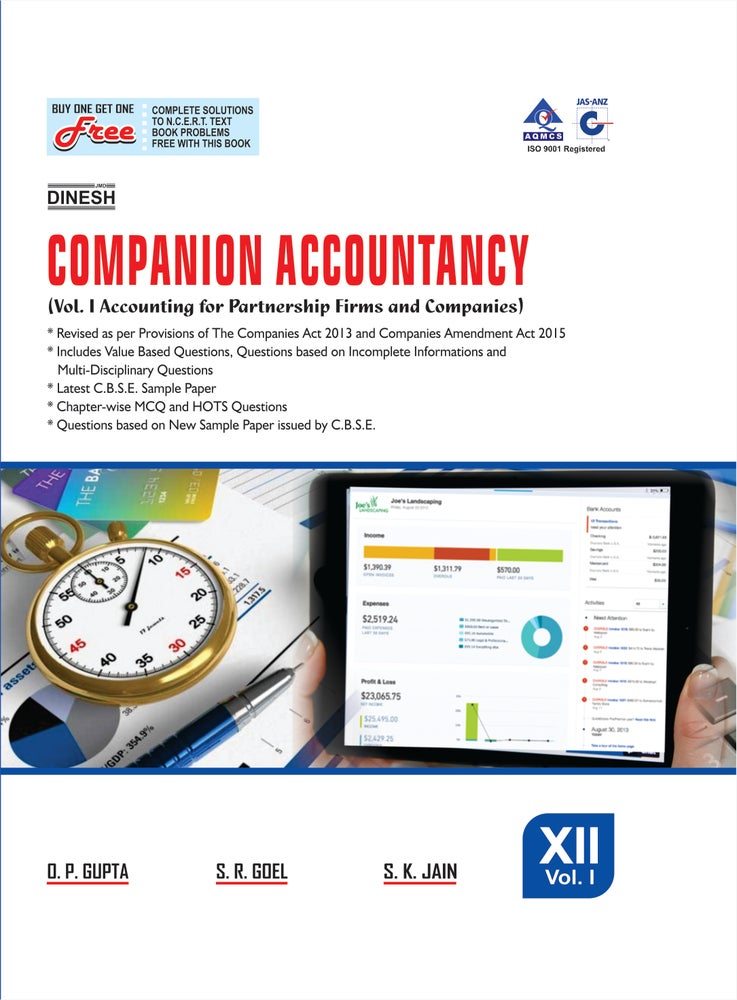 Image of 11th Accountancy Book Free Download