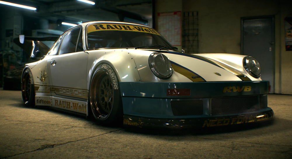 Image of Need For Speed Carbon Trainer V1.2 Free Download