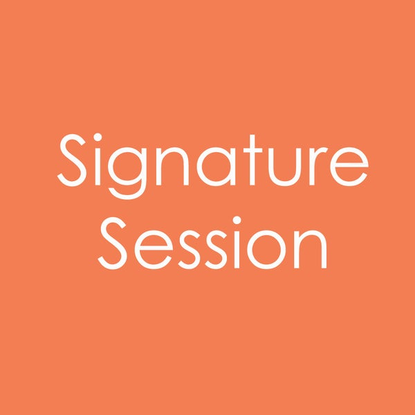 Image of Signature Session