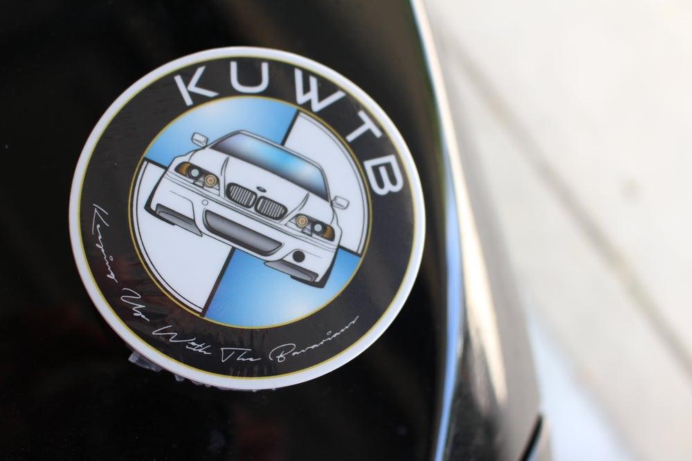Image of KUWTB Roundel E46