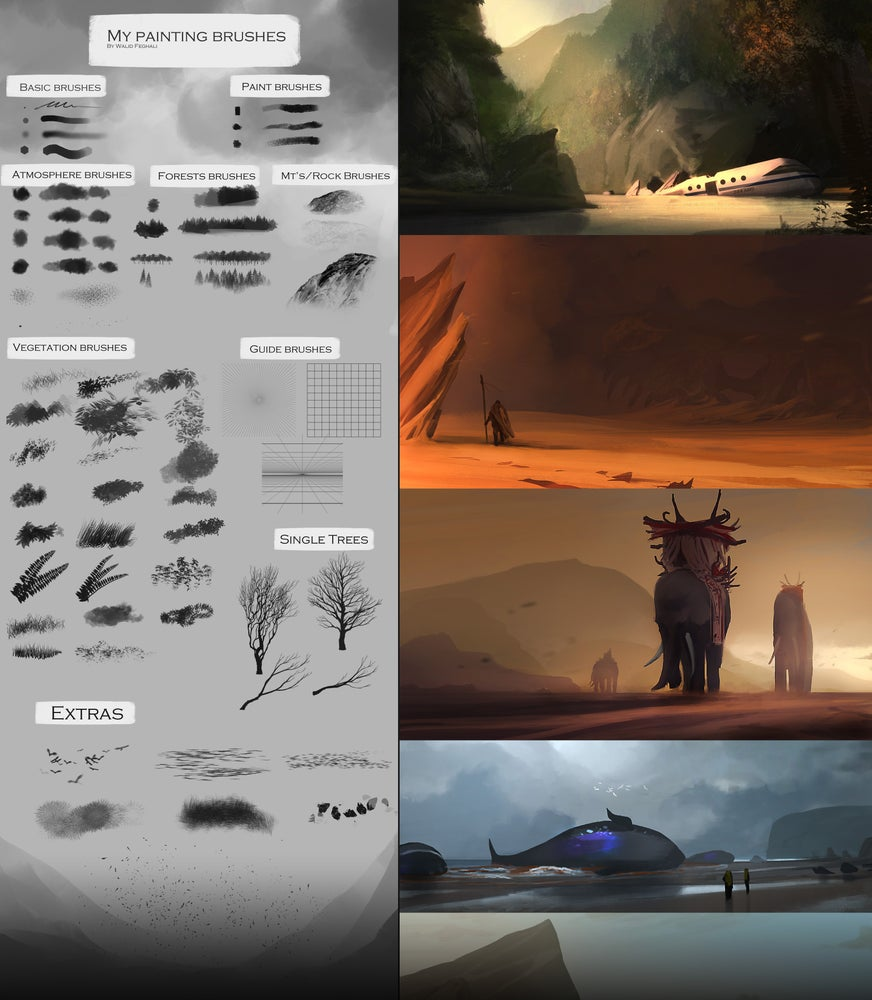 Image of Brushes For Photoshop Cs3 Free Download