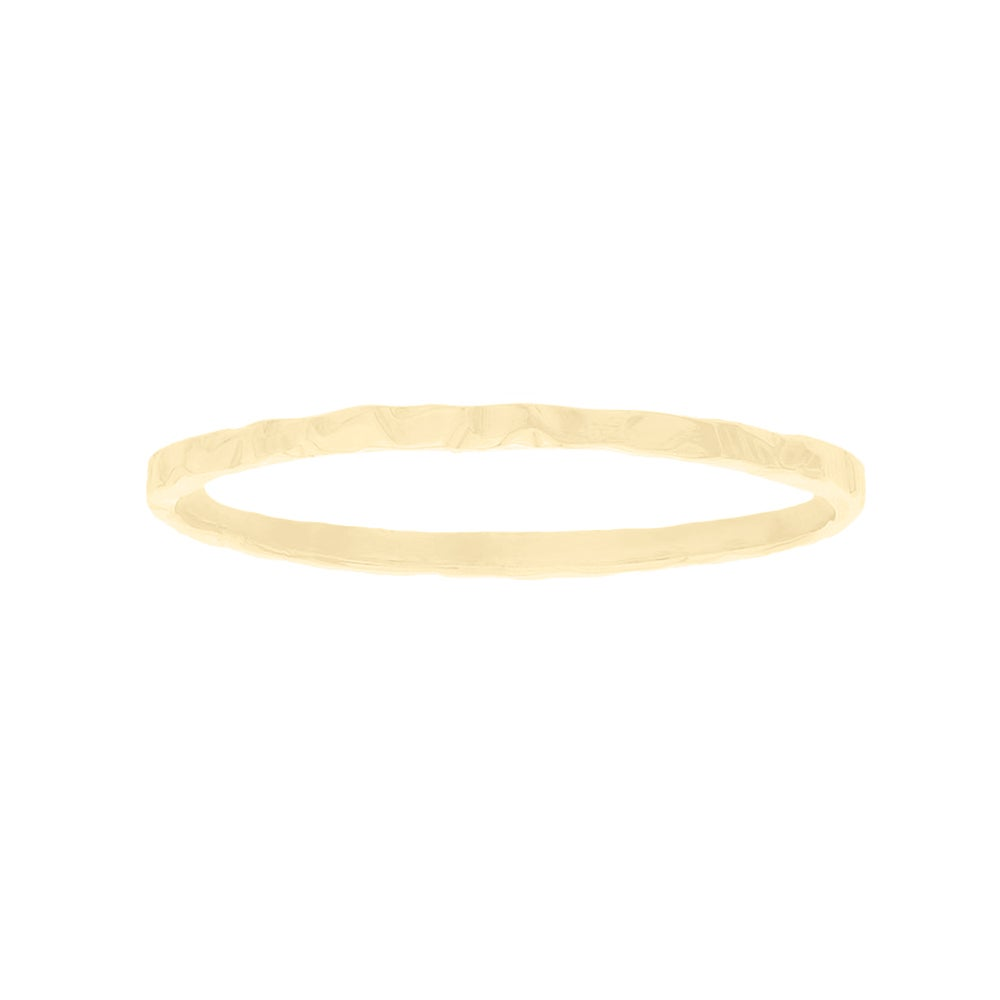 Image of Gold Thread Stacking Ring