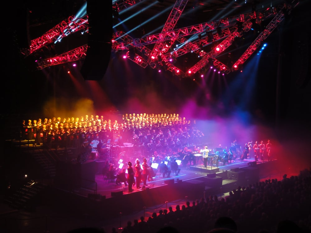 Image of Il Divo Concert In London Download