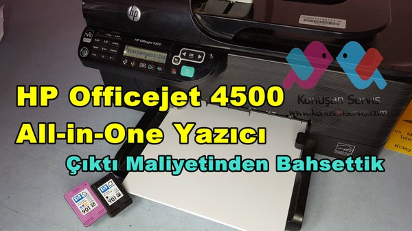 Image of Download Installation Software For Hp Officejet 4500