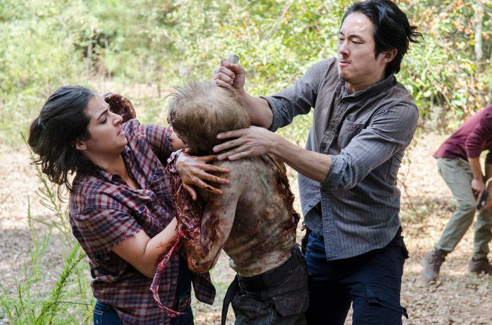 Image of The Walking Dead Episode 12 Season 3 Download