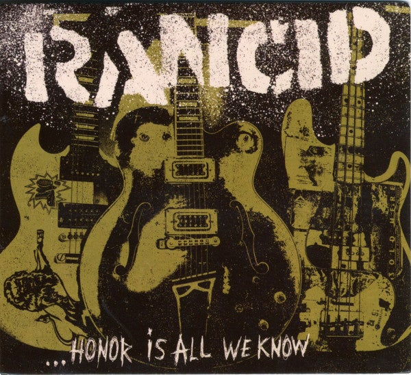 Image of Rancid - Honor Is All We Know LP