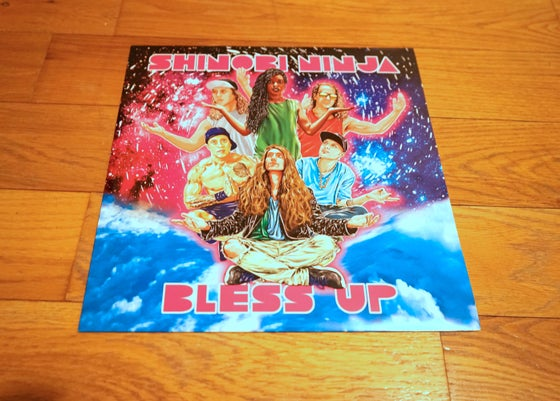 Image of Bless Up Limited Edition Vinyl - 200 Made