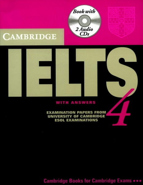 Image of Ielts Cambridge Book 2 Free Download