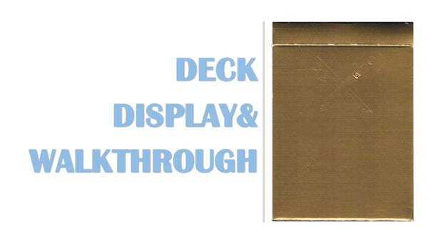Image of Download Deck Of Cards Song